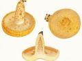 Lactarius scrobiculatus  (Scop.:Fr.) Fr. , Grubiger Fichten-Milchling, Strohgelber Milchling